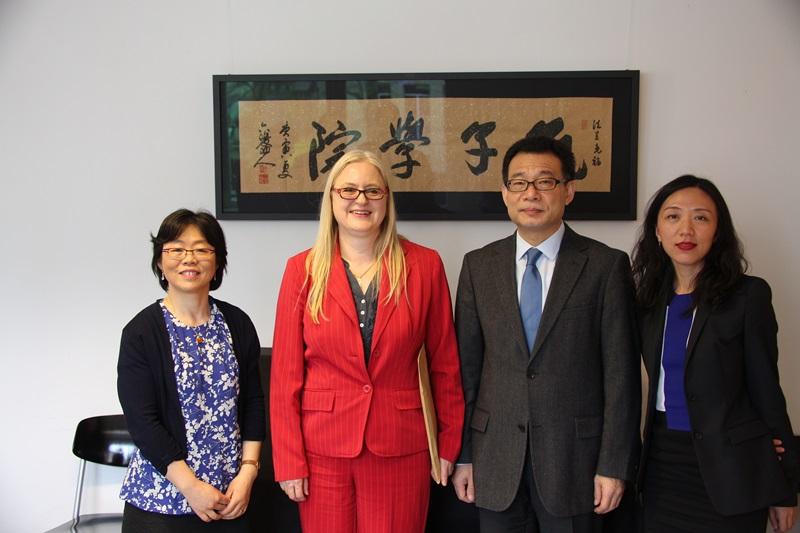 20170321-Besuch-Generalkonsul-WANG-Shunqing-Konfuzius-Institut-Frankfurt (7)