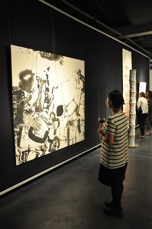 20170714_Eröffnungsfest-Grammatik-des-Spontanen-Galerie-Artlantis-Konfuzius-Institut-Frankfurt (20)